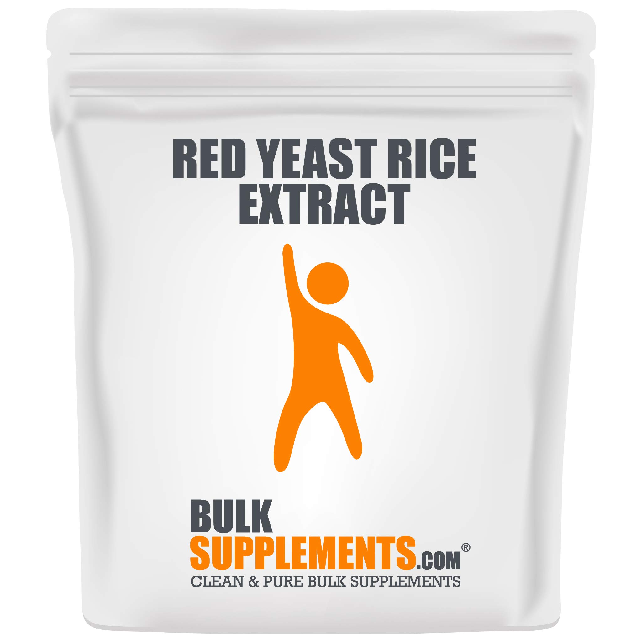 BulkSupplements Red Yeast Rice Extract Powder (250 Grams)