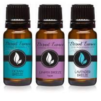 Trio (3) - Ocean Breeze, Lavender Breeze & Juniper Breeze - Premium Fragrance Oil Trio - 10ML