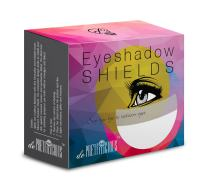 On Sales! de Prettilicious Eyeshadow Shield 100 pieces. FREE BEAUTY E-BOOK. Eye Shadow Shields Mascara Eyelash Guard Protector Cosmetic Application