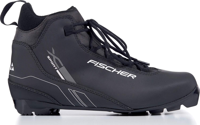 Fischer XC Sport Black XC Ski Boots Mens