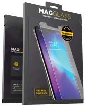 Magglass iPhone 11 Pro Tempered Glass Screen Protector - Anti Bubble UHD Clear Full Coverage Display Guard (Case Compatible)