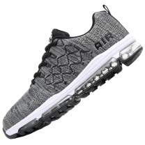 Reabo Mens Air Running Tennis Shoes Sport Gym Jogging Athletic Sneakers(US7.5-11.5 B(M)
