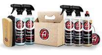 Adam's Elite Interior 6 Pack - Includes 6 Iconic Interior Car Cleaning Products for Total Interior Car Detailing | Accessories, Leather Car Seat Cleaner, Carpet Upholstery, Dash, Vinyl, Air Freshener