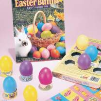 S&S Egg Coloring Kit (Pack of 12)