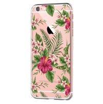 Wouier Case Compatible with iPhone 6 6s/6plus 6splus TPU Soft Silicone Transparent Clear Back Cover (iPhone 6plus 6s Plus 5.5inch, Color 13)