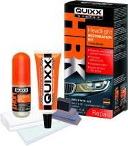 QUIXX 00084-US Headlight Restoration Kit and Lens Sealer
