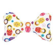 Original Baby Elephant Ears Head Support Pillow for Stroller, Swing, Bouncer, Changing Table, Car Seat, etc. (Little Kukla)