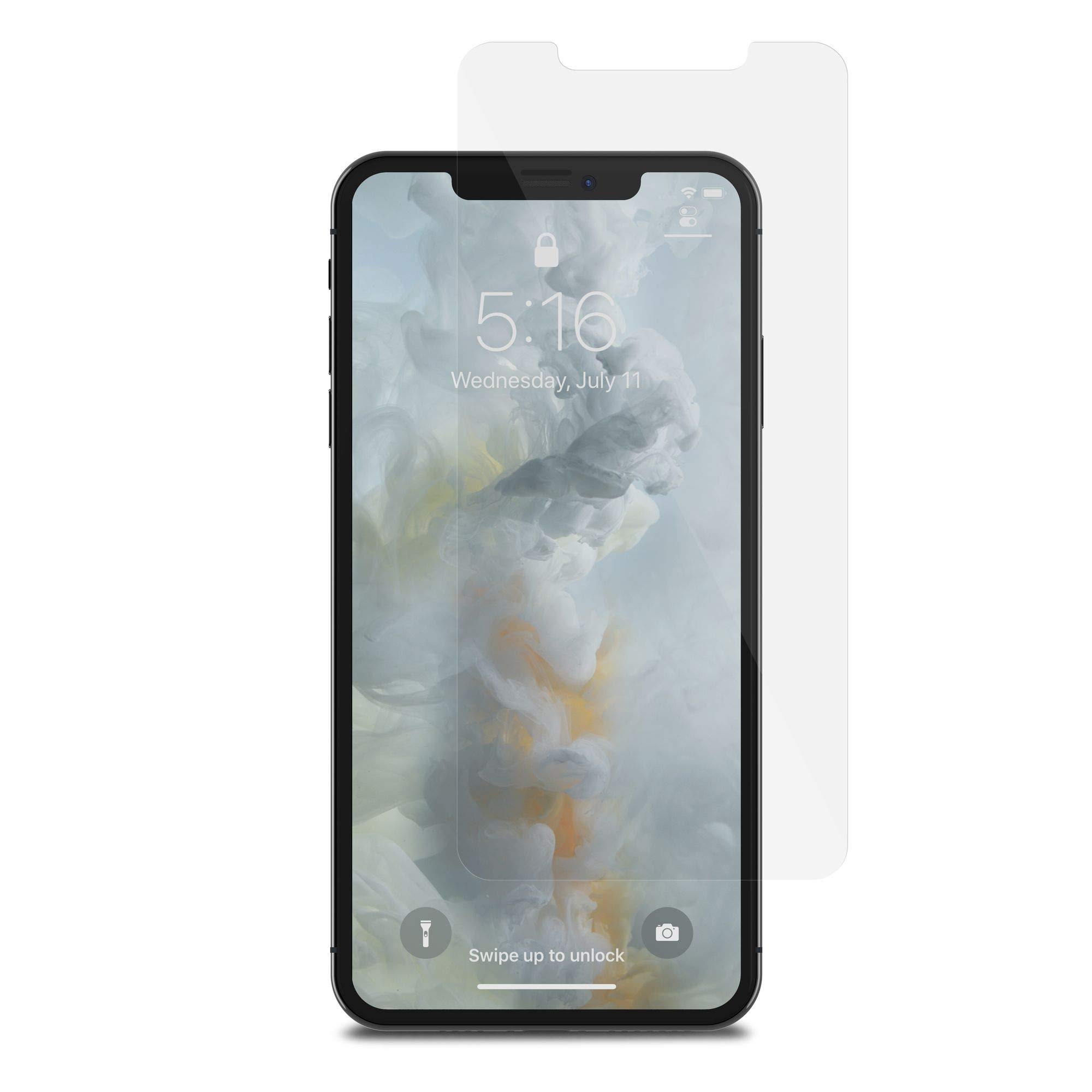 Moshi AirFoil Glass Screen Protector for iPhone Xs Max - Clear
