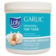 Loly Garlic Mask Treatment With Garlic 16 oz