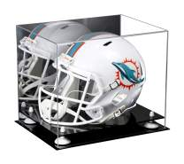 Better Display Cases Acrylic Full Size Football Helmet Display Case
