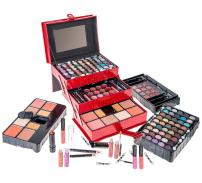SHANY All In One Makeup Kit (Eyeshadow, Blushes, Powder, Lipstick & More) Holiday Exclusive