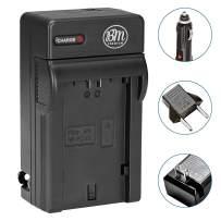 BM Premium NP-FZ100 Battery Charger for Sony a6600, a7R IV, A7RIII, A7R3, a7 III, Alpha 9, Sony A9, Alpha a9 II, Alpha 9R, A9R, Alpha 9S Digital Cameras