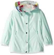 LONDON FOG Girls' Lightweight Jersey Lined Windbreaker Jacket