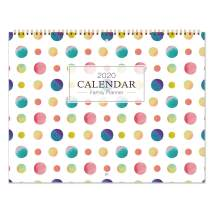 "2020 Family Calendar - Wall Calendar 2020 for Family, 15"" x 23""(Open), Weekly Monthly Calendar, Jan - Dec 2020, Inner Pocket with Pen Loop Sticker, Best Choice for Busy Family"