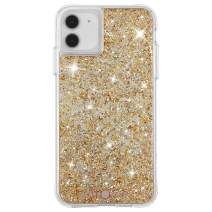 Case-Mate - iPhone 11 Case - Twinkle - Reflective Foil Elements - 6.1 - Twinkle Gold