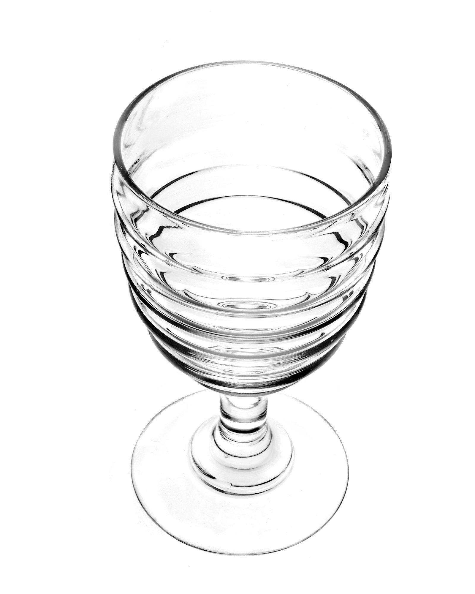 Portmeirion Sophie Conran Wine Glass, Set of 2