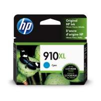 HP 910XL   Ink Cartridge   Cyan   3YL62AN