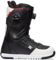 DC Control BOA Snowboard Boots Mens Sz 10 Black