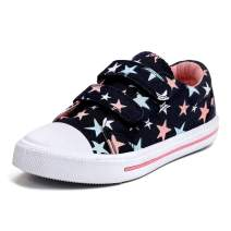 K KomForme Toddler Shoes Boys and Girls Canvas Sneakers