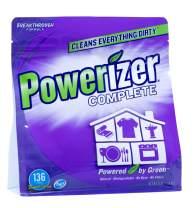 Powerizer Complete Multi-Purpose Detergent & Cleaner - Laundry, Dish, Carpet, Bath