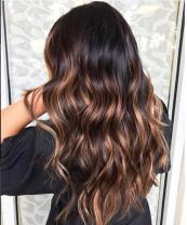 FENJUN 22 Inch Lace Front Wigs Human Hair Pre plucked with Baby Hair Wet and Wavy Brazilian Virgin Hair 1B/33#/30# Highlight Color Hair Wigs 150% Density 13x4 Lace Frontal Wig Body Wave Hair Free Part