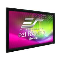Elite Screens ezFrame 2 Series, 135-inch Diagonal 16:9, Fixed Frame Home Theater Projection Screen, Model: R135H2