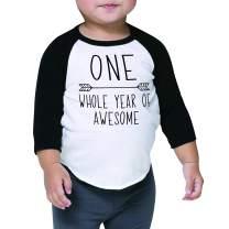 Bump and Beyond Designs Boy First Birthday Shirt 1st Birthday Boy Outfit
