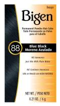 #88 Blue Black Bigen Permanent Powder (3 Pack)