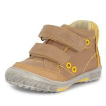 Memo Nodi First Walking Orthopedic Boys Shoes Natural Leather Suede Sneakers (Toddler)