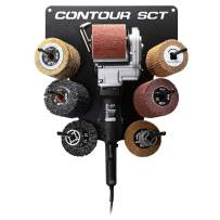 Eastwood Heavy Duty Steel Contour SCT Rack 30lbs Weight Capacity 3mm Thick