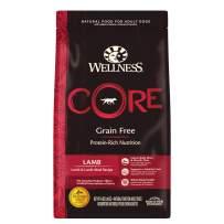 Wellness Core Natural Grain Free Dry Dog Food Lamb