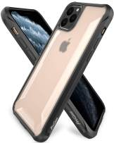 Procase iPhone 11 Pro Max Case, Hybrid TPU Bumper Cover with Corner Protection, Hard Protective Case for iPhone 11 Pro Max 2019 -Black