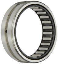 SKF RNA 6907 Needle Roller Bearing, No Inner Race, With Oil Hole, Open, Steel Cage, Metric, 42 mm Bore, 55mm OD, 36mm Width