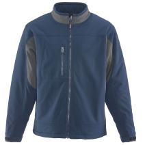 RefrigiWear Men's Windproof Water-Resistant Insulated Softshell Jacket