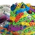 Qubits Educational Building Set: 500 Piece for STEAM - STEM - Makerspace