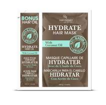 Hair Chemist Hydrate Hair Mask with Coconut Oil Packette 1 ounce