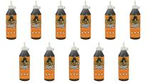 Gorilla Original Waterproof Polyurethane Glue, 18 ounce Bottle, Brown, (Pack of 11)