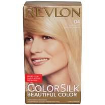 Revlon ColorSilk Beautiful Permanent Color, [04] Ultra Light Natural Blonde 1 ea