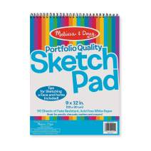 Melissa & Doug Sketch Pad (9 x 12 inches)