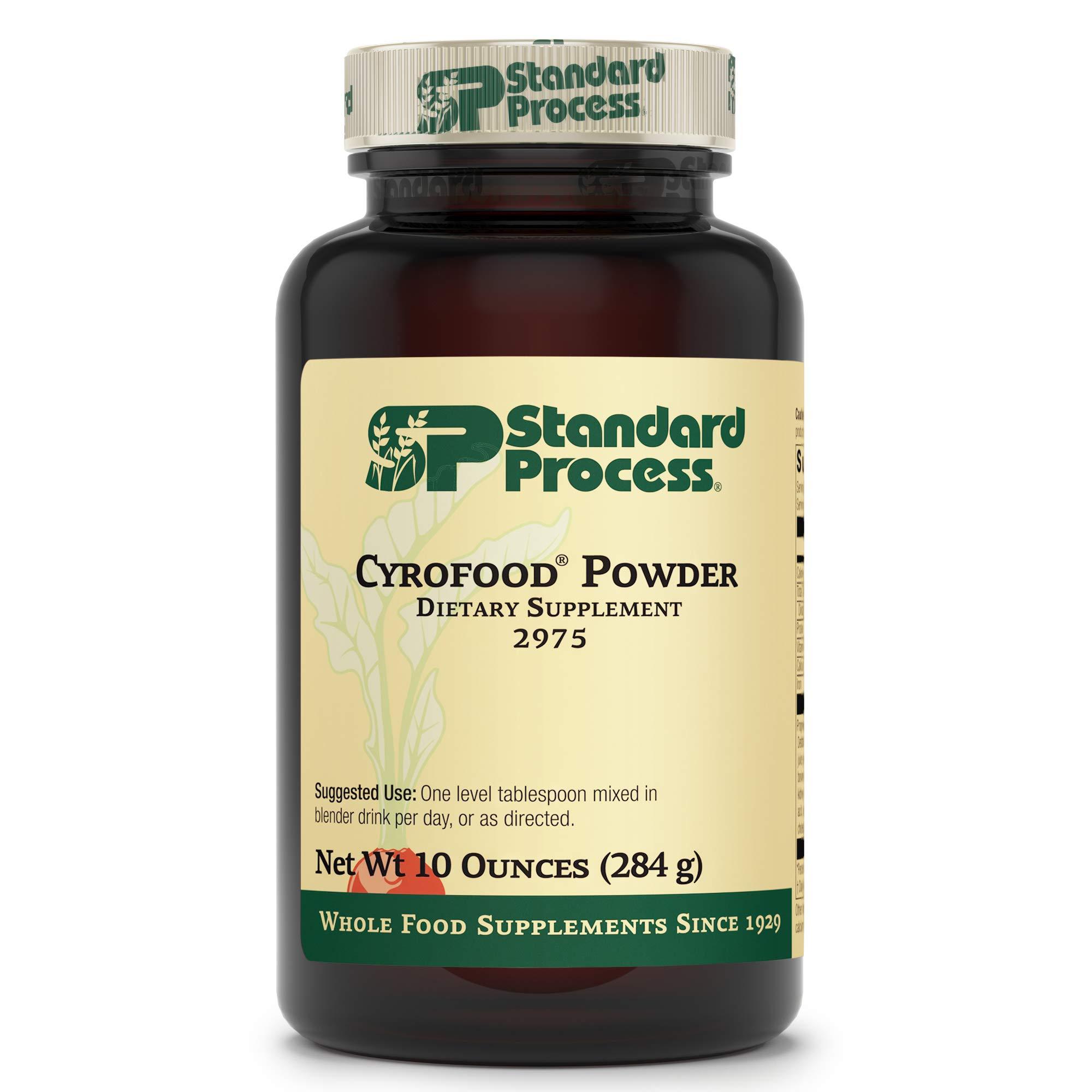 Standard Process - Cyrofood Powder - 10 Ounce