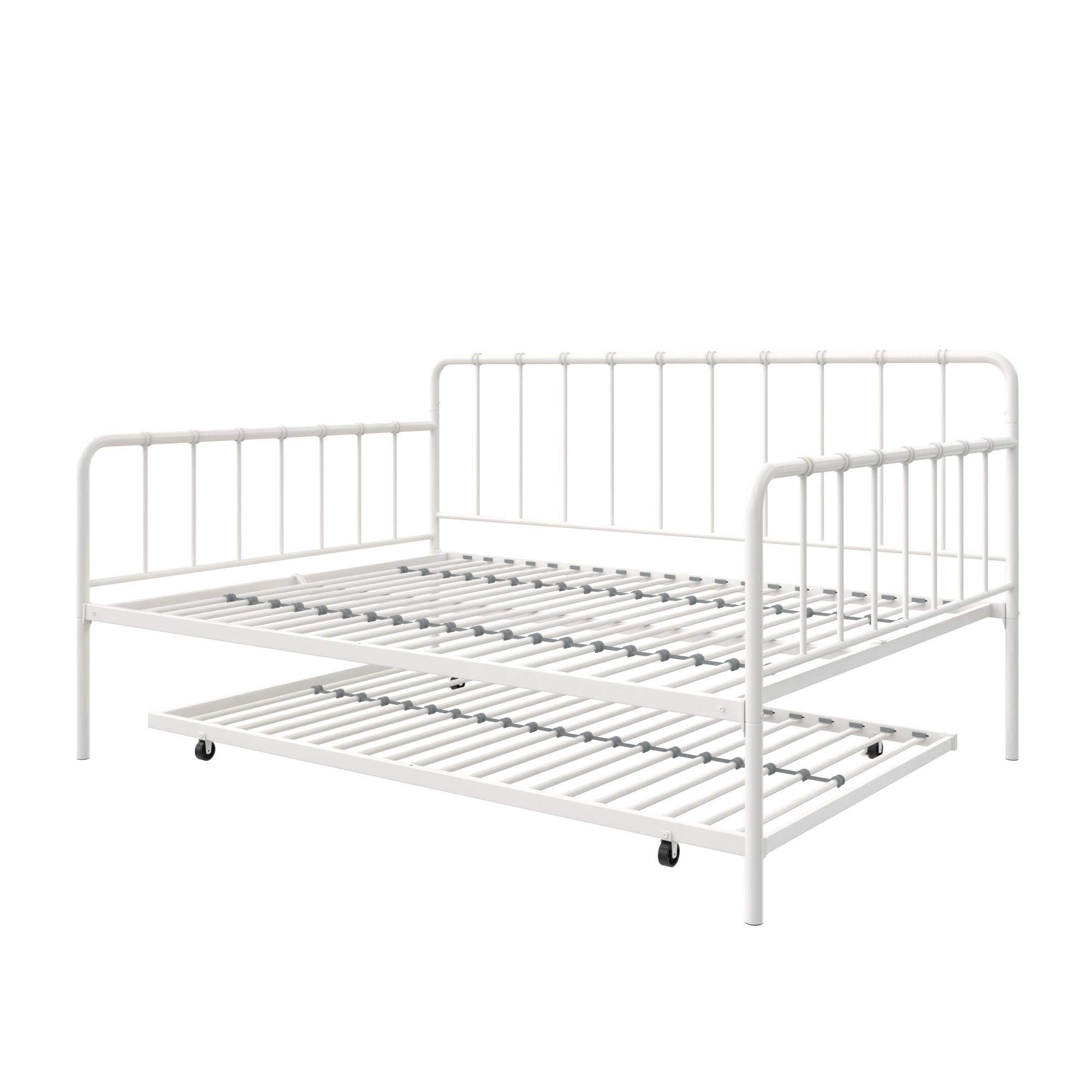 LikeHome Day bed Full Daybed, White