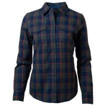 Mountain Khakis Christi ShirtJac - Womens Fleece Lined Flannel Shirt Jacket