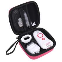 Aproca Hard Storage Travel Case for braun Epilator Silk-epil 5 5-280 Hair Removal