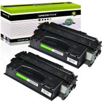 GREENCYCLE 2PK Compatible for HP 49X Q5949X Laserjet Toner Cartridge Replacement for 1320 1320TN 3390 3392 Printer