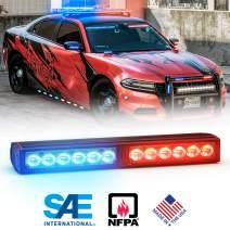 Feniex Fusion 200 Stick Light Single Color (Red/Blue, 40°)