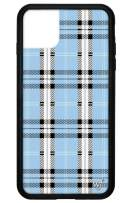 Wildflower Limited Edition Cases for iPhone 11 Pro Max (Blue Plaid)