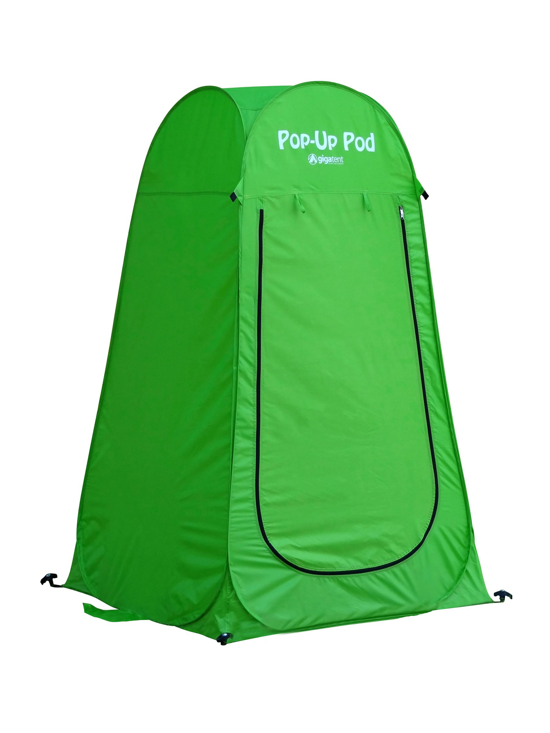 GigaTent Pop Up Pod Changing Room Privacy Tent – Instant Portable Outdoor Shower Tent, Camp Toilet, Rain Shelter for Camping & Beach – Lightweight & Sturdy, Easy Set Up, Foldable - with Carry Bag