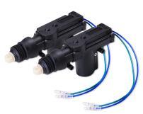 Zone Tech 2-Pack Universal High Power Door Lock Actuator - Premium Quality Heavy Duty Durable High Power Door Lock Actuator