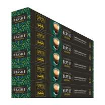Caffitaly Nespresso Compatible Coffee Capsules Arabica Intensity 7 Brasile 50 Pods