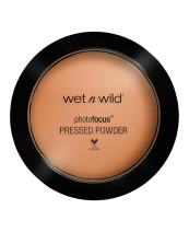 wet n wild Photo Focus Pressed Powder(Packaging may vary), Golden Tan, 7.5 Gram